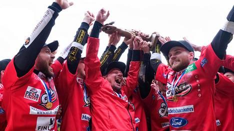 Joensuun Maila jahtaa kolmatta perättäistä Suomen mestaruuttaan.