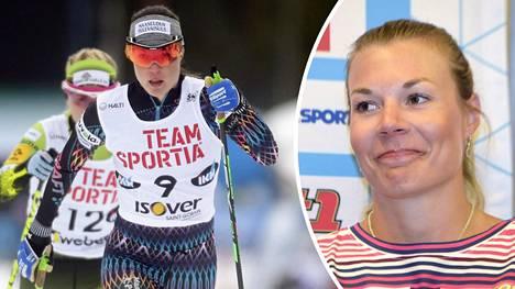 Entinen huippuhiihtäjä Mona-Liisa Nousiainen kuoli viime vuoden heinäkuussa. Hän oli kuollessaan 36-vuotias.