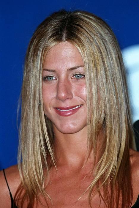 Jennifer Anistonin legendaarista hiustyyliä on kopioitu.
