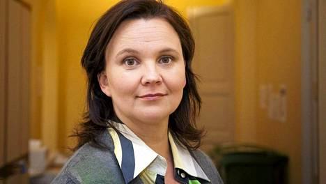 Helsingin yliopiston Aleksanteri-instituutin tutkija Hanna Smith.