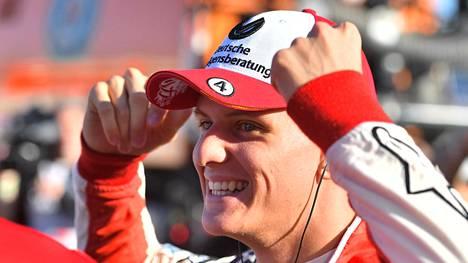 Mick Schumacher voitti viime kaudella F3-luokassa Euroopan mestaruuden.