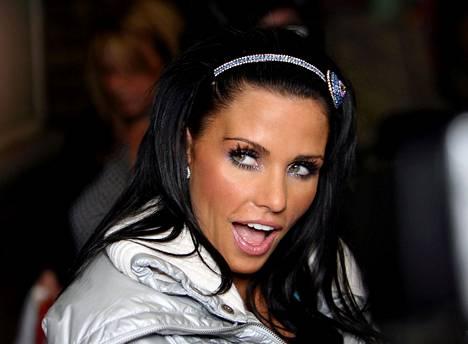 Katie Price vuonna 2008.