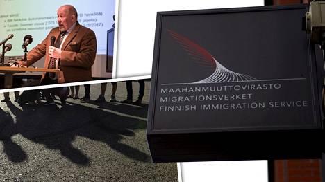 Maahanmuuttoviraston turvapaikkayksikön johtaja Esko Repo sanoo tämän ajan ilmiöksi, että samat hakijat pyörivät turvapaikkaprosessissa.