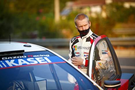 Kalle Rovanperä on Suomen ja Toyotan toivo rallin MM-sarjassa.