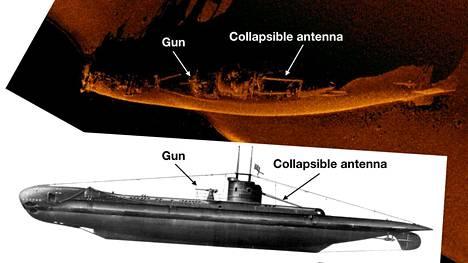 HMS Urge katosi toisessa maailmansodassa. Nyt sen hylky löytyi vihdoin Välimerestä.