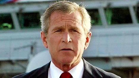 George W. Bush viettää eläkepäiviään Texasissa.