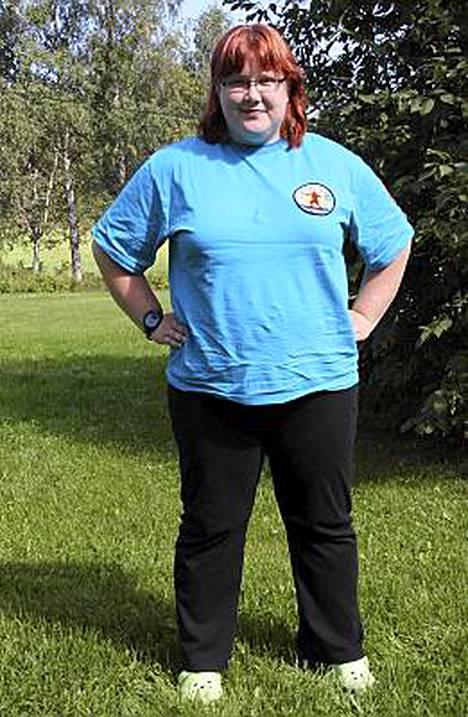 Tavattuaan avomiehensä pari vuotta sitten Kaisu lihoi peräti 30 kiloa vuoden aikana syömällä epäterveellisesti, eikä hän harrastanut yhtään liikuntaa.