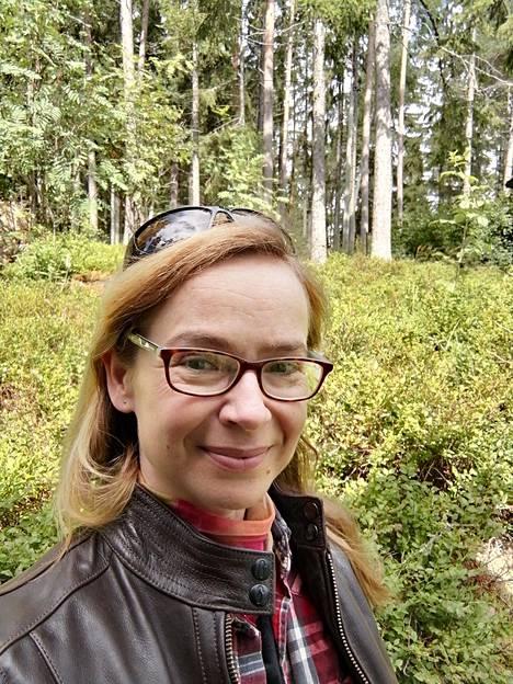 Eva Kyrklund kärsii liha-allergiasta, joka alkoi punkin puremasta.