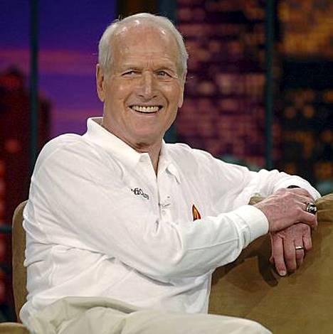 83-vuotias Paul Newman on ollut viimeksi valkokankaalla pari vuotta sitten yhtenä Autot-animaation äänenä.