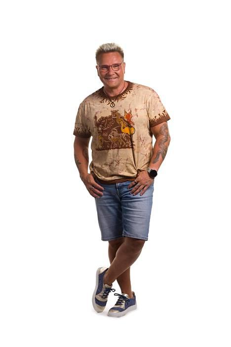 53-vuotias Timo on yksi tuoreen BB-kauden kilpailijoista.