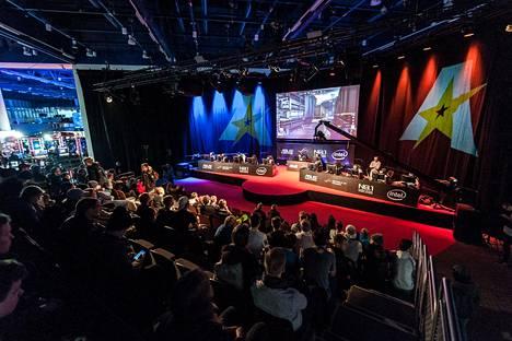 Assembly-tapahtuma on suomalaisten kilpapelaajien vuoden kohokohta.