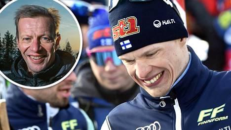 Iivo Niskasen sunnuntainen sprintti sujui alavireisesti. Harri Kirvesniemi valaa kuitenkin vielä uskoa Tourin kokonaiskamppailuun.