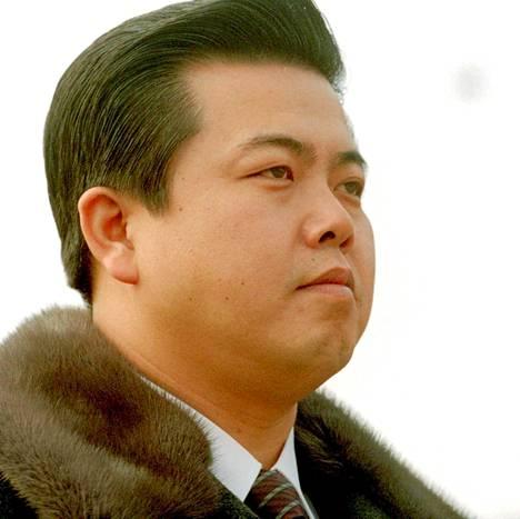 Pohjois-Korean Suomen suurlähettiläs Kim Pyong-il vuonna 1994.