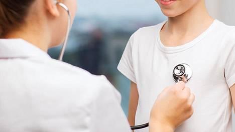 Sydän- ja verisuonitaudit ovat lapsuudessa harvinaisia.