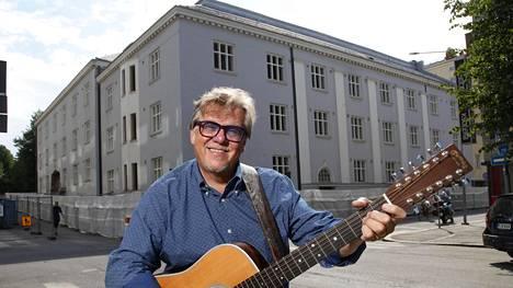 Manse-rockin koti on kohta jyrätty maan tasalle Tampereen keskustassa