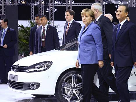 Kiinan ja Saksan vahva viha-rakkaus-kilpailusuhde on kuin toisintoa Saksan ja Britannian teollisuussuhteista 1800-luvulla.