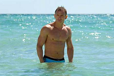 Lehtitietojen mukaan Daniel Craig avioituu pian.