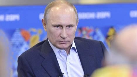Vladimir Putin antoi karmaisevan käskyn ennen olympialaisia..