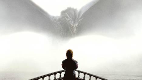 Tv-sarja Game of Thrones pohjautuu fantasiakirjailija George R.R. Martinen kirjasarjaan Tulen ja jään laulu.