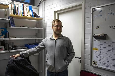 Mikko Manner on työskennellyt Oulussa jo vuodesta 2013. Hän oli ensin Kärppien apuvalmentaja ja sai myöhemmin pääkäskijän pestin.