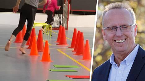 Etelä-Suomen liikuntapomo Markku Sistonen on pettynyt siihen, ettei seuroille ole annettu mahdollisuutta kantaa koronavastuuta.