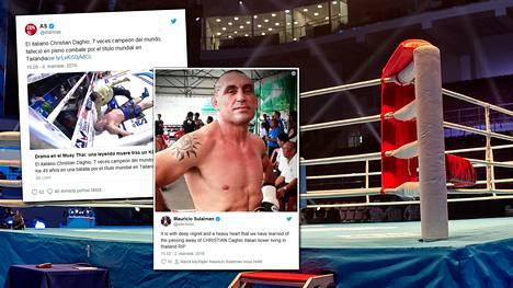 49-vuotias nyrkkeilijä kuoli kehässä saamaansa aivovammaan – veljeltä sydäntä särkevä tieto pienestä tyttärestä