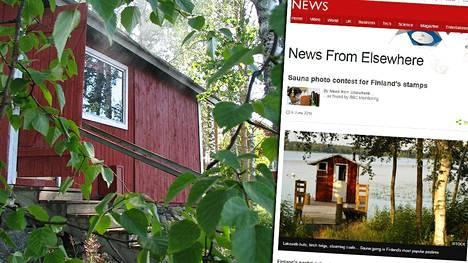Britannian yleisradioyhtiö BBC huomioi IS:n ja Postin saunakuvakisan. Osallistua ehtii vielä elokuulle asti.