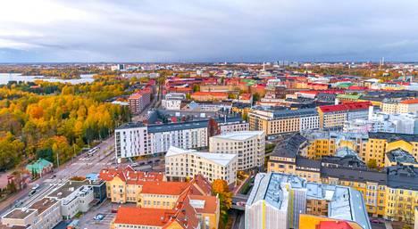 Washingtonissa asuva tuttava nauroi katketakseen Helsingin liikenneruuhkille. Lukija ei ole aivan varma, miksi.