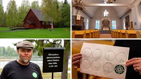 Oulujoen reittiä suunnitellut ja toteuttanut Jorma Korhonen ei ole vielä ehtinyt kulkea yli sadan kilometrin reittiä päästä päähän.