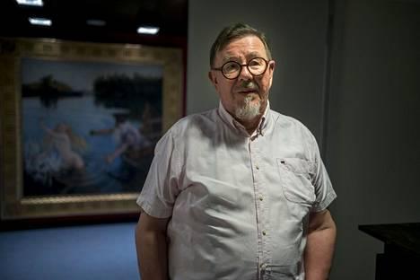 Jarmo Anttila on johtanut satavuotiasta Ruusu-Ristiä jo kolme vuosikymmentä.