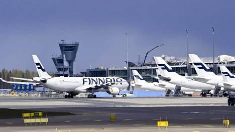 Finnair on muiden lentoyhtiöiden tapaan kärsinyt rajusti koronakriisistä.