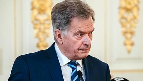 Tasavallan presidentti Sauli Niinistö käytti armahdusoikeuttaan edellisen kerran vuonna 2018.