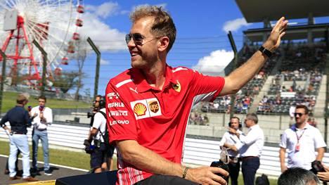 Sebastian Vettelin asema horjuu Ferrarilla – saa pahaa silmää F1-tallin väeltä virheiden takia