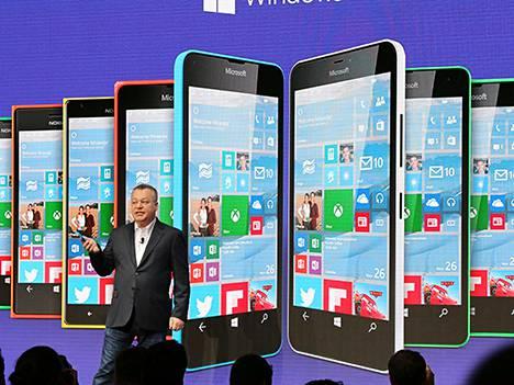 Entinen Microsoft-johtaja Stephen Elop pääsi vielä tänä vuonna lavalle Barcelonassa.