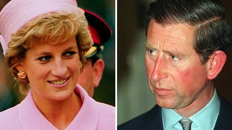 Prinsessa Diana menehtyi auto-onnettomuudessa vuonna 1997.