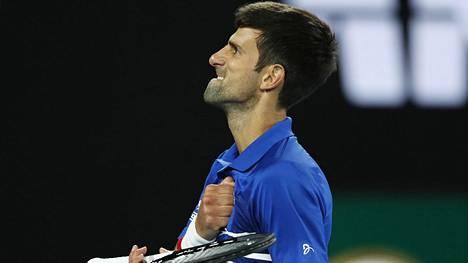 Novak Djokovic taas Australian avoimen turnauksen valtias!