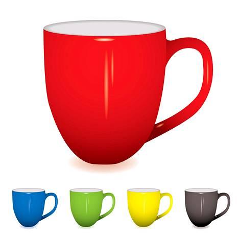Keskimäärin suomalaiset juovat kahvia viisi kupillista päivässä.