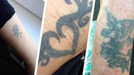 """Entinen merimies Lars, 71, esittelee """"siniseksi sohjoksi"""" muuttuneen tatuointinsa – keksitkö mitä kuva esittää?"""