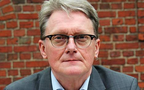 Frank Johansson on Amnesty Internationalin Suomen-osaston toiminnanjohtaja.