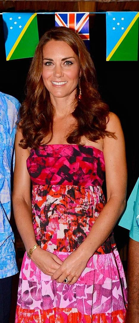 Catherine vuonna 2012.