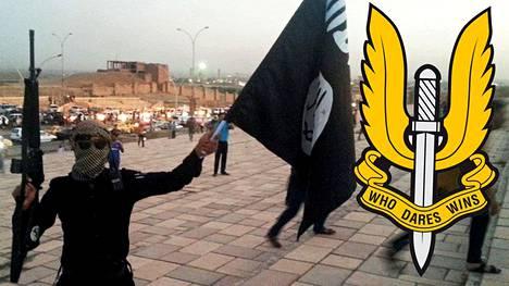 Irakissa ja Syyriassa taistelevissa Isisin joukoissa voi olla jopa 700 Ison-Britannian kansalaista. Britannian maavoimien erikoisjoukko SAS:n tappolistassa on 200 nimeä.