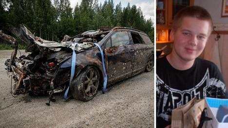 Jussi Peltola lähti mökiltä lokakuussa 2012 Citroën C5 -mallisella henkilöautolla.