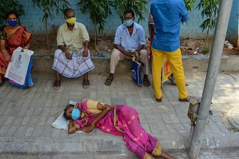 Intiasta on löydetty uusi koronavirusmuunnos.