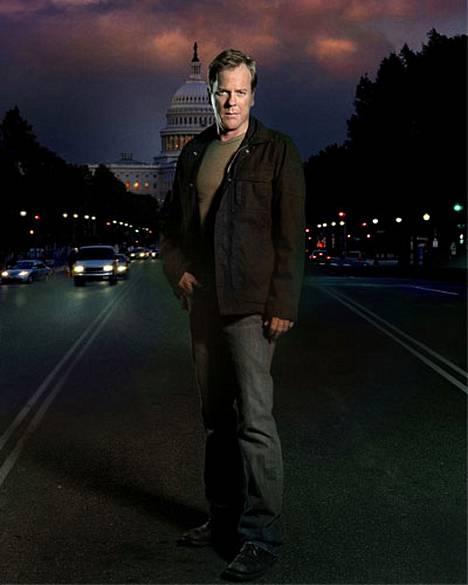 Huippuagentti Jack Bauer palaa jälleen ruutuun.