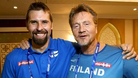 Antti Ruuskanen putosi Dohan MM-kisoissa jo keihään karsinnoissa.