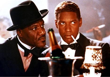 Al Freeman ja Denzel Washington esiintyivät Malcolm X:n pääosissa.