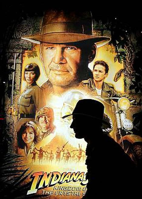 Indiana Jonesin avaustulos on Suomessa ylivoimaisesti paras tänä vuonna.