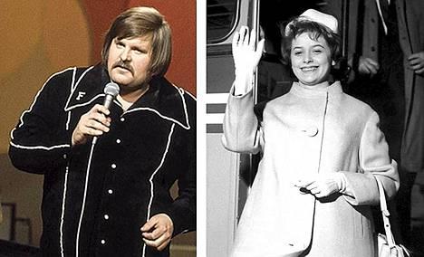 """Matti """"Fredi"""" Siitonen sijoittui vuoden 1976 euroviisuissa sijalle 11. Marion Rungin sijoitus vuonna 1962 oli seitsemäs."""