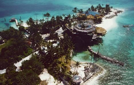 Peter Nygård omistaa Bahamalla huvilan.