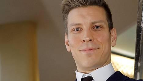 Antti Holma Syöpä